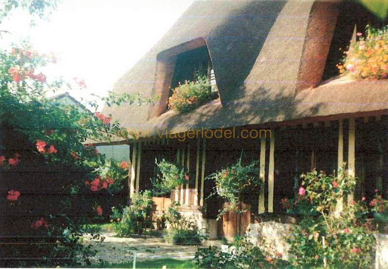 Life annuity house / villa Blacqueville 92 500€ - Picture 6