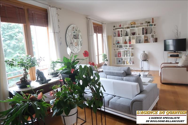 Vente appartement Boulogne billancourt 925 000€ - Photo 1
