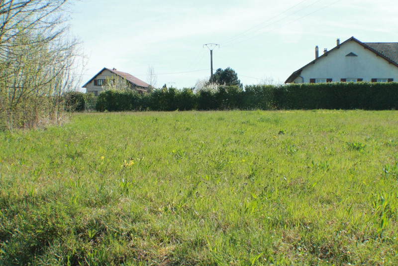 Vente terrain La tour du pin 79 830€ - Photo 2