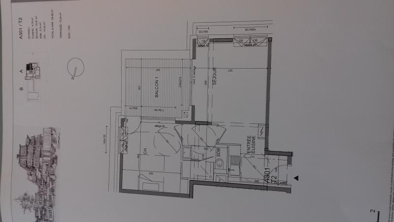 Vente appartement La baule 288 000€ - Photo 2