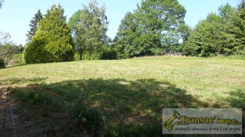 Vente terrain Olliergues 23 000€ - Photo 1