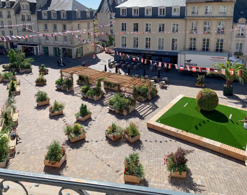 Deluxe sale apartment Caen 705000€ - Picture 12