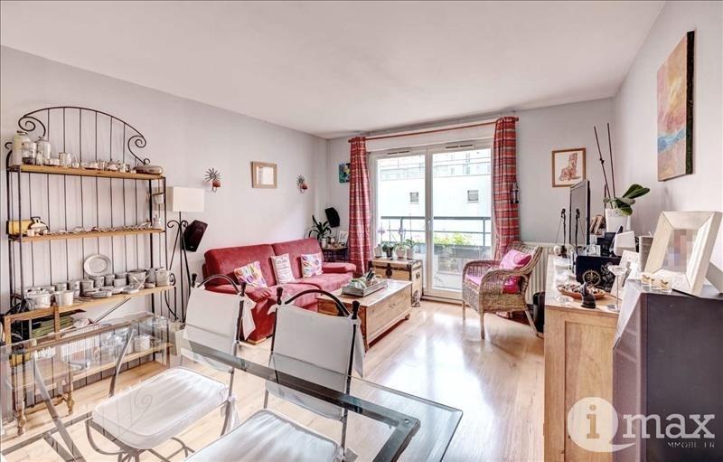 Sale apartment Courbevoie 490000€ - Picture 5