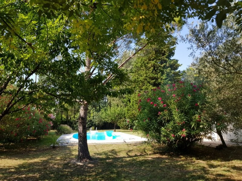 Vente maison / villa Barbentane 535 000€ - Photo 3