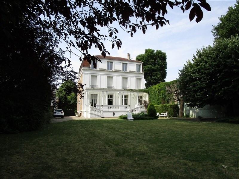 Deluxe sale house / villa Enghien les bains 1925000€ - Picture 1