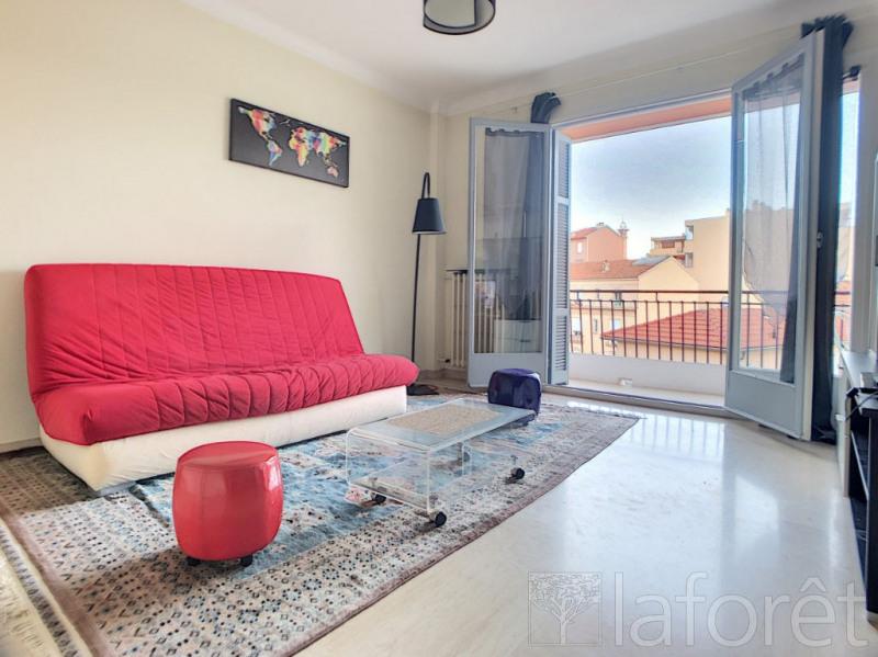 Vente appartement Menton 255000€ - Photo 1