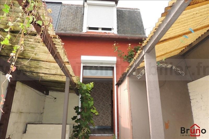 Sale house / villa Le crotoy 136900€ - Picture 2