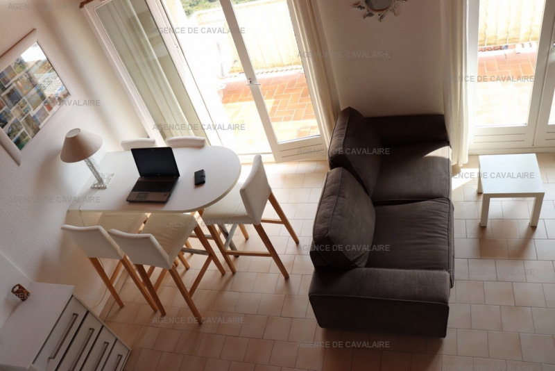 Vacation rental apartment Cavalaire sur mer 750€ - Picture 9