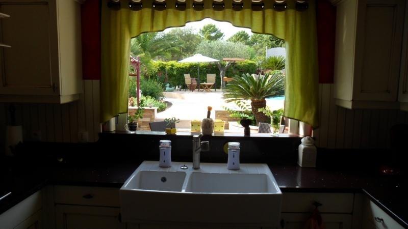 Verkauf von luxusobjekt haus Roquebrune sur argens 598000€ - Fotografie 5