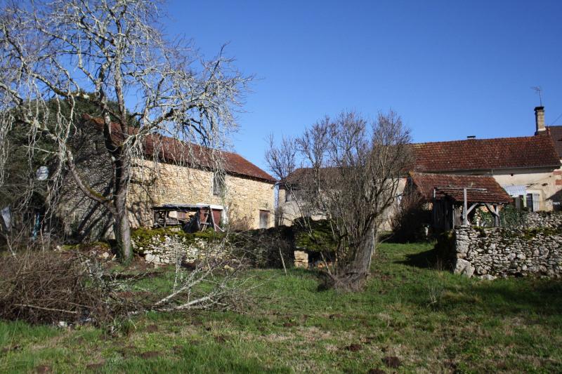 Vente maison / villa Meyrals 129600€ - Photo 1
