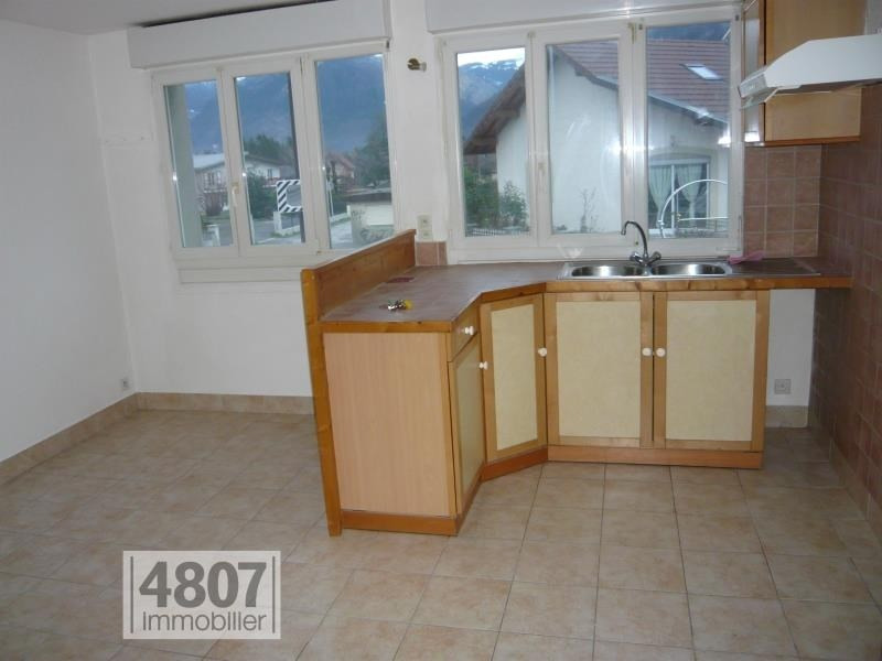 Location appartement Marnaz 470€ CC - Photo 1