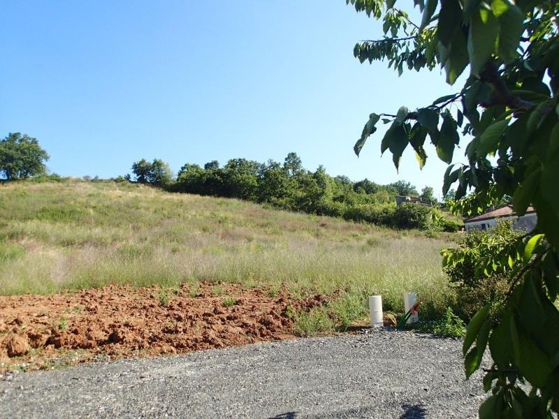Vente terrain Puygouzon 147000€ - Photo 1