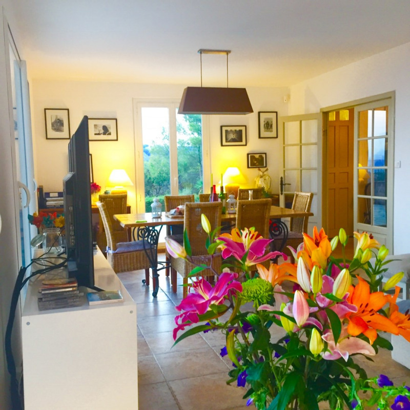 Vacation rental house / villa Les issambres 1770€ - Picture 4