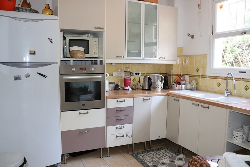 Vacation rental house / villa La croix valmer 3 000€ - Picture 31
