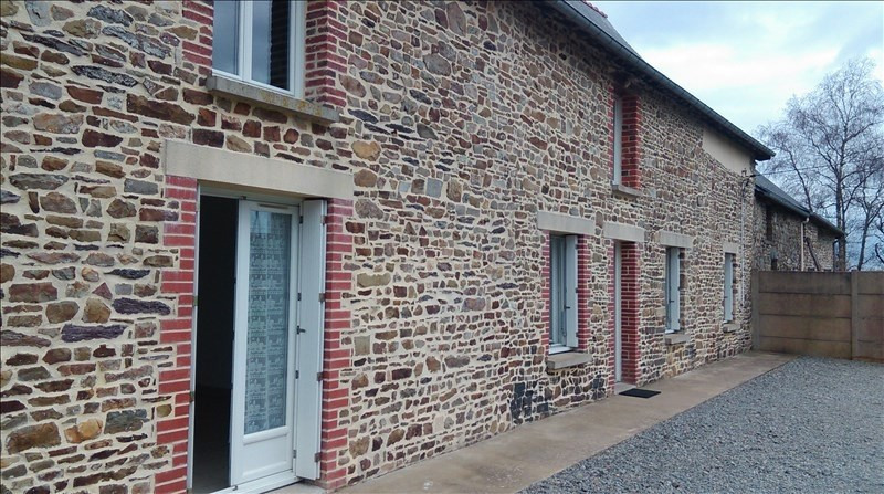 Location maison / villa Tresboeuf 640€ CC - Photo 1