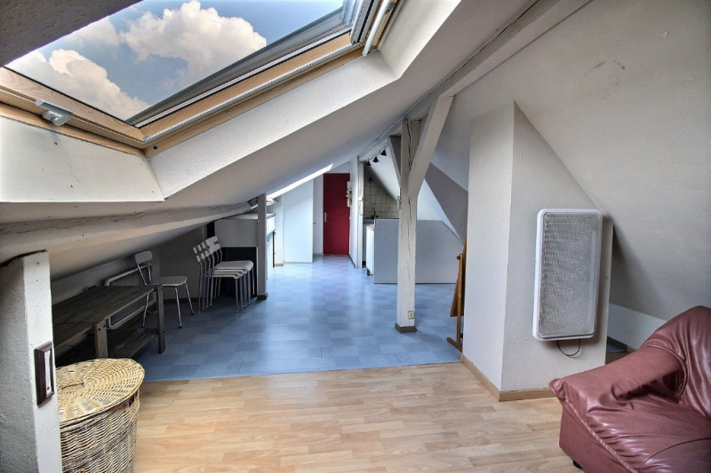 Sale apartment Strasbourg 81 750€ - Picture 1