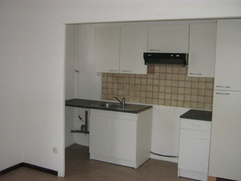 Rental apartment Fourchambault 430€ CC - Picture 2