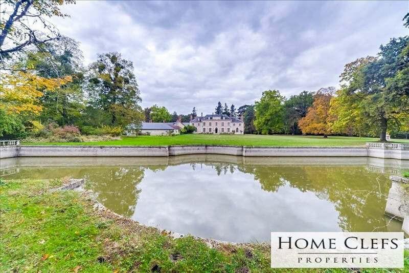 Immobile residenziali di prestigio castello Proche blois 1600000€ - Fotografia 2