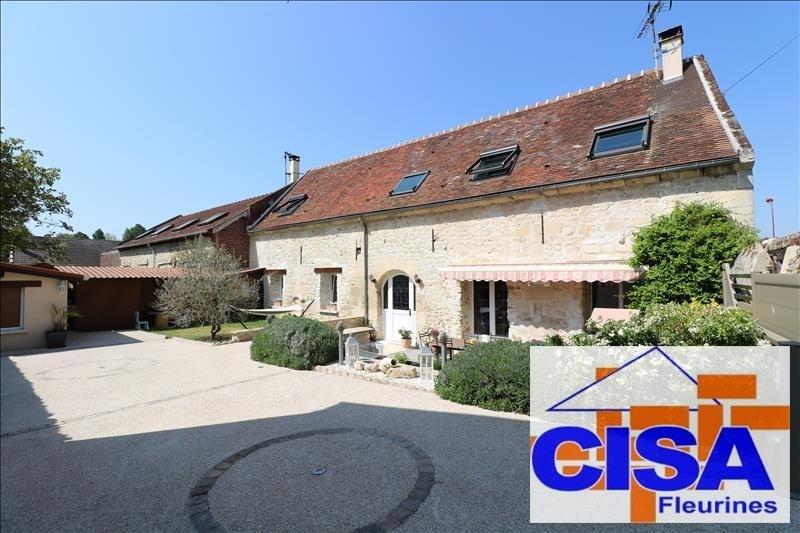 Sale house / villa Sacy le grand 299000€ - Picture 1