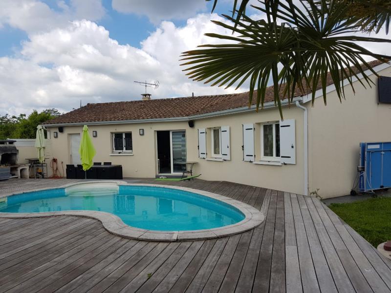 Vente maison / villa Lamarque 277000€ - Photo 1