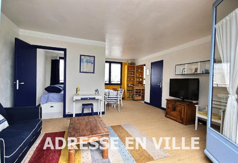 Verkoop  appartement Levallois perret 443000€ - Foto 7