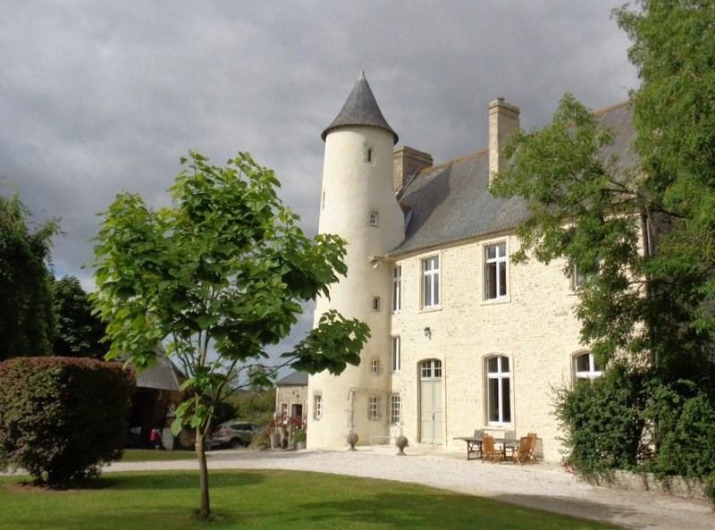 Verkauf von luxusobjekt schloss Isigny sur mer 934500€ - Fotografie 1
