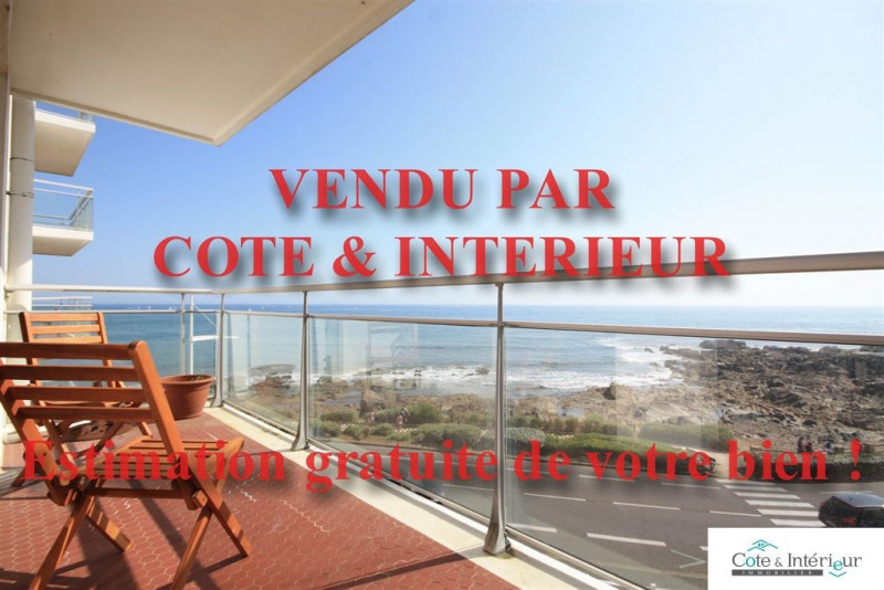 Sale apartment Les sables d'olonne 169 000€ - Picture 1