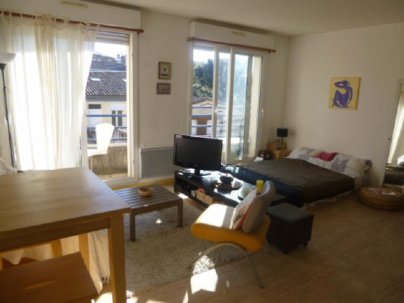 Rental apartment Bordeaux 590€ CC - Picture 1