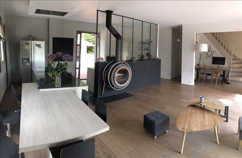 Vente de prestige maison / villa Chambourcy 1149000€ - Photo 2