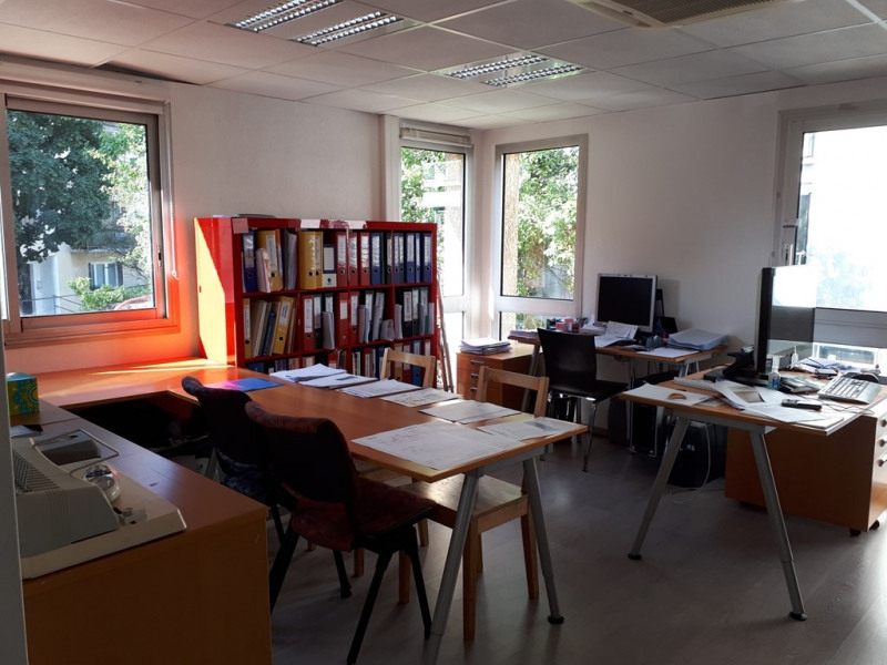 Rental office Annecy 766€ CC - Picture 1