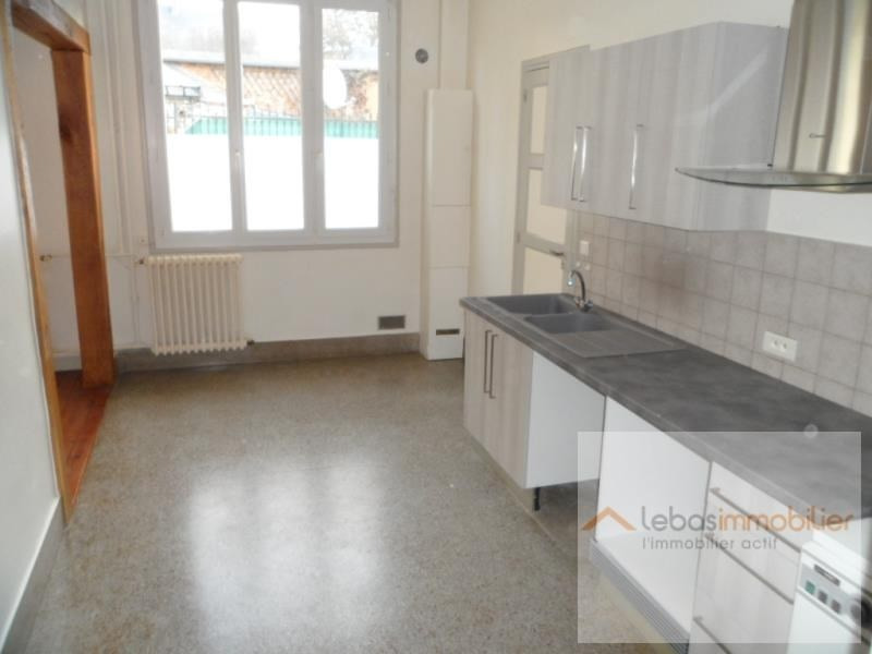Affitto casa Yvetot 690€ CC - Fotografia 1