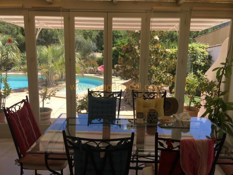 Vendita nell' vitalizio di vita casa Gonfaron 125000€ - Fotografia 2