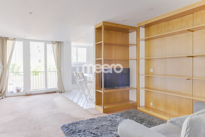 Location appartement Paris 16ème 2 200€ CC - Photo 2