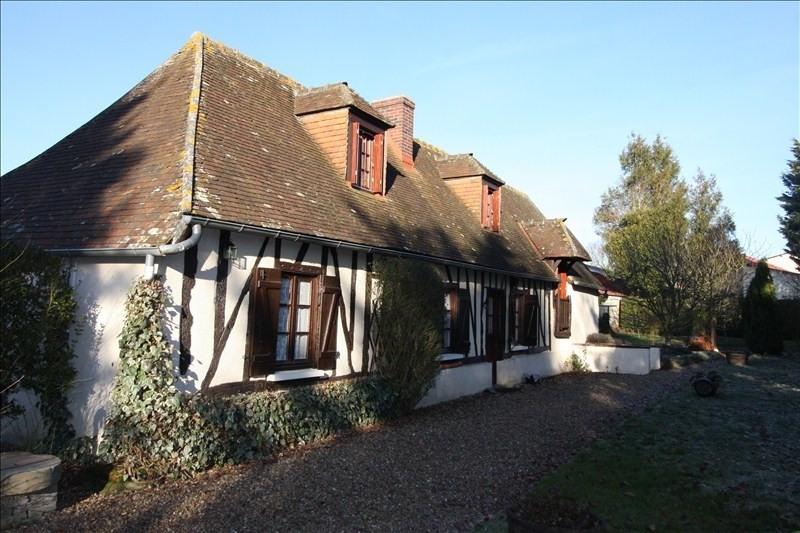 Sale house / villa Damville 147500€ - Picture 1