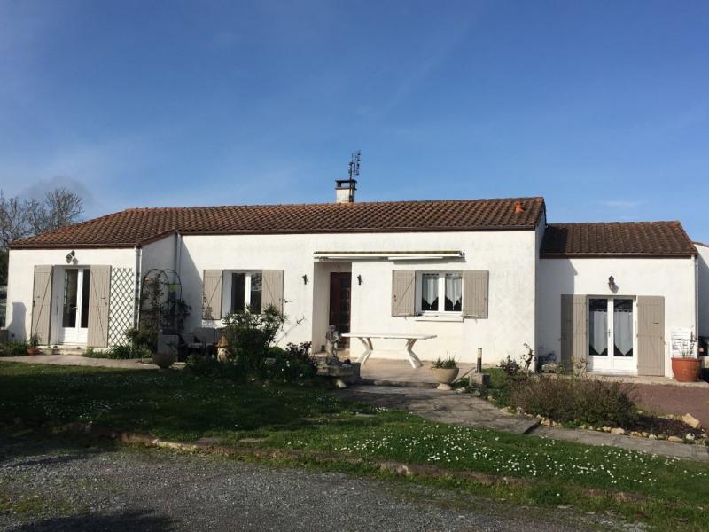 Vente maison / villa Bourcefranc le chapus 273900€ - Photo 1