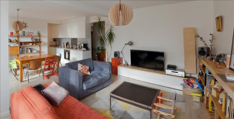 Sale apartment Colombes 530 000€ - Picture 2