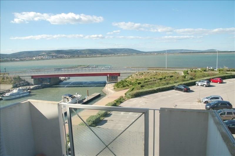 Sale apartment Frontignan 96000€ - Picture 5