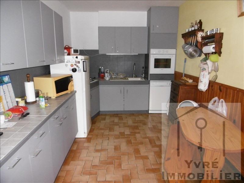 Sale house / villa Yvre l eveque 220500€ - Picture 5