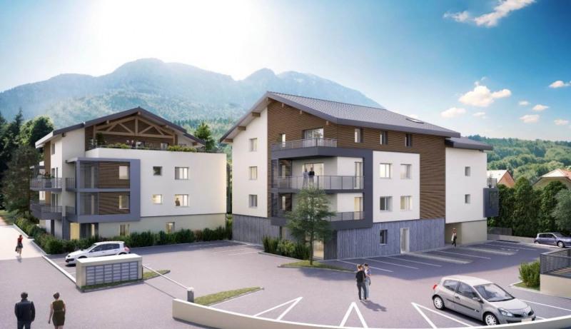Venta  apartamento Saint-pierre-en-faucigny 242000€ - Fotografía 2