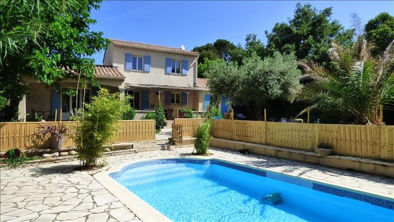 Villa carpentras 137 m²