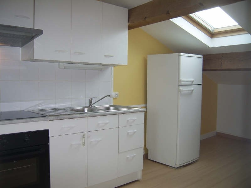 Rental apartment Nimes 420€ CC - Picture 1