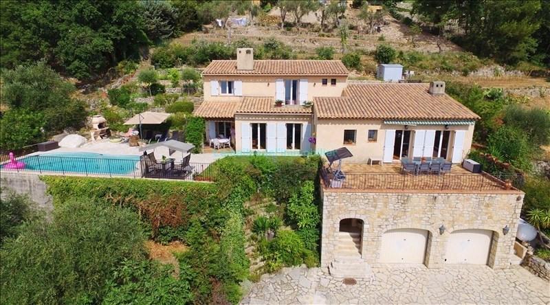 Vente de prestige maison / villa Speracedes 680000€ - Photo 1
