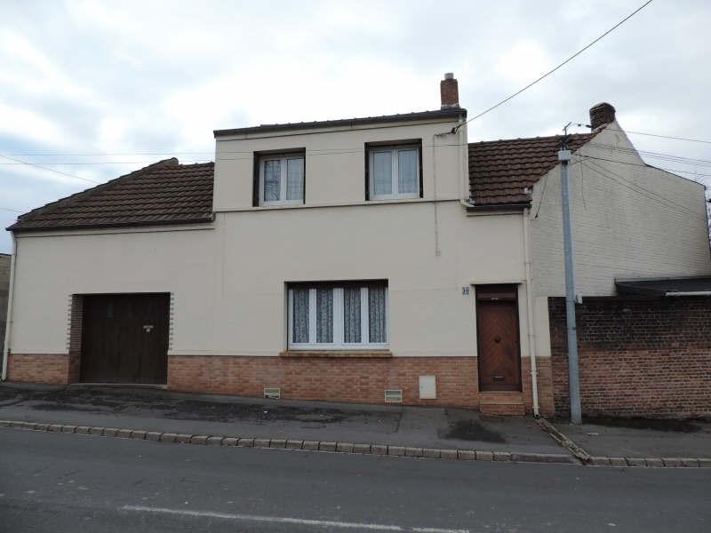 Verkoop  huis Achicourt 107000€ - Foto 1