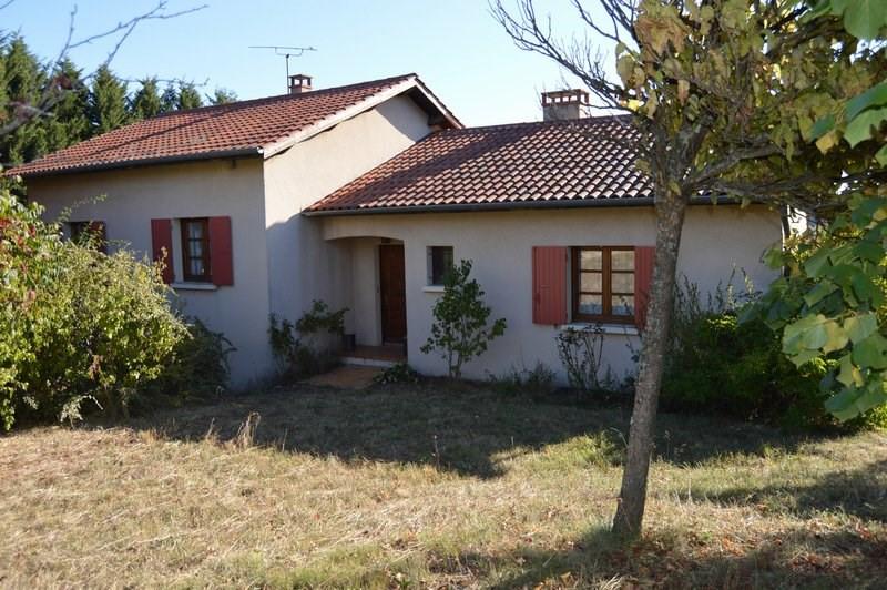 Sale house / villa St felicien 220000€ - Picture 2