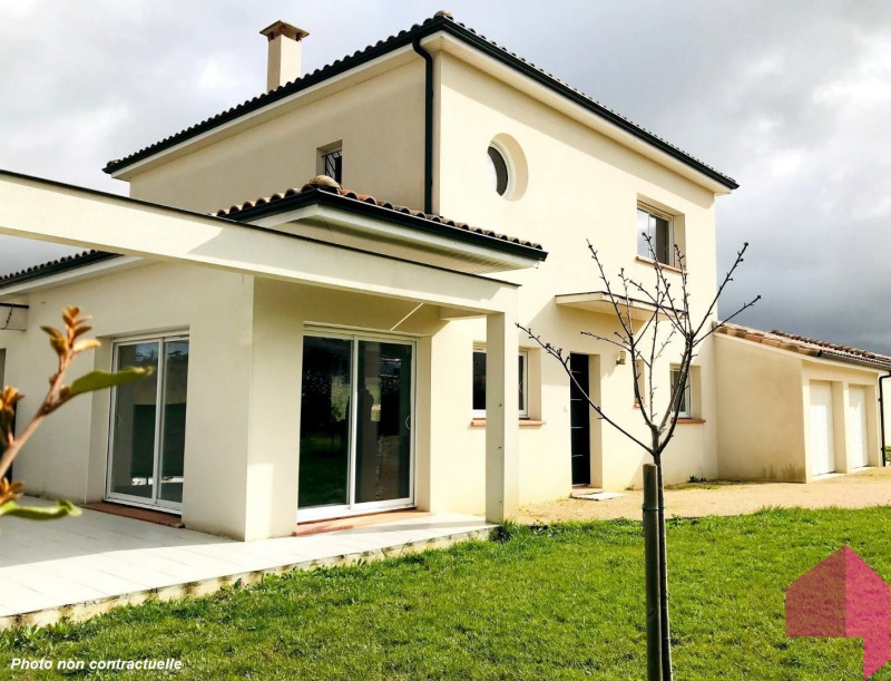 Deluxe sale house / villa Balma 540 000€ - Picture 1