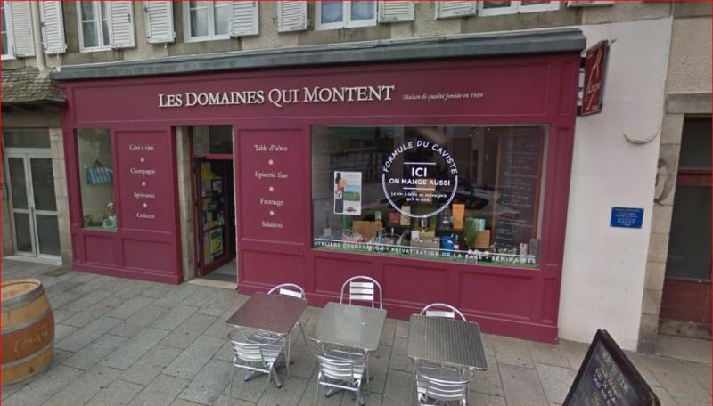 Location local commercial Quimper 1800€ CC - Photo 1