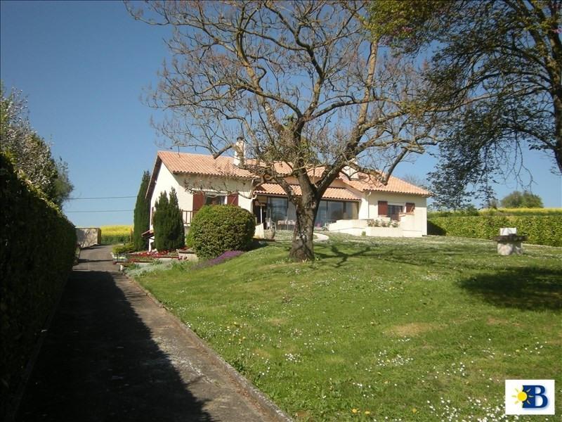 Vente maison / villa Marigny brizay 233200€ - Photo 3