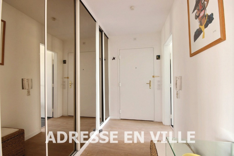Revenda apartamento Levallois perret 445000€ - Fotografia 10
