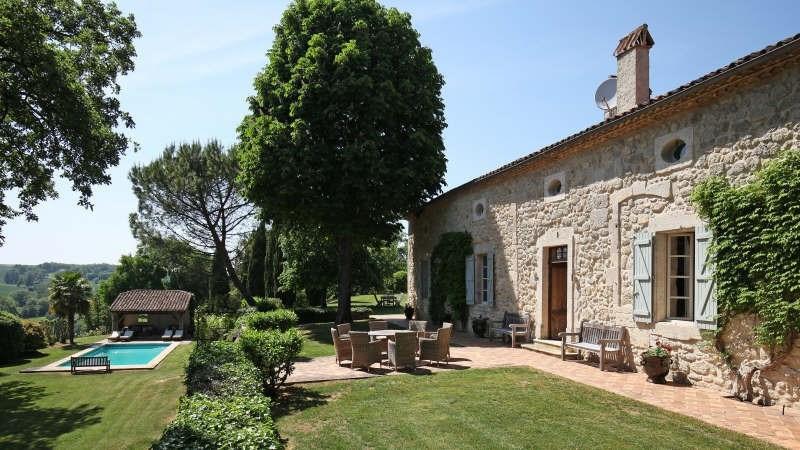 Verkoop van prestige  huis Pouy roquelaure 1495000€ - Foto 4