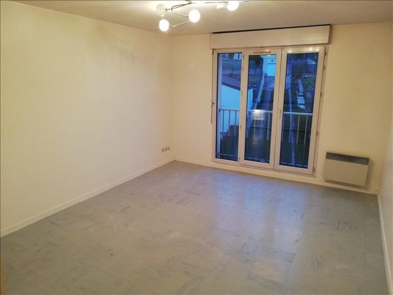 Rental apartment Thorigny sur marne 520€ CC - Picture 1